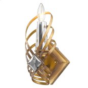 Signet Wall Sconce in Royal Gold