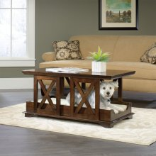 Coffee Table Pet Bed