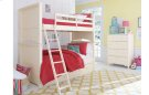 Summerset - Ivory Twin over Twin Bunk Product Image
