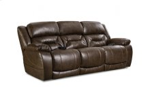 158-37-21  Double Reclining Power Sofa