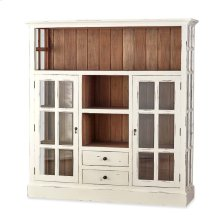 Cape Cod Kitchen Cupboard w/ Drawers - WHD DRW