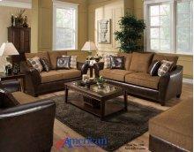 3200 - New Era Walnut Sofa