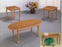Oak Q.ANN Sofa Table