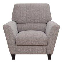 Emerald Home Speakeasy Press Back Chair Speckled Brown U3207-04-25