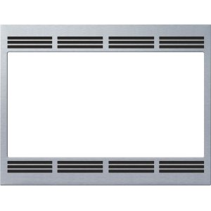"Bosch27"" Built-in Trim Kit for Traditional Microwave HMT5750 - Stainless Steel"