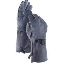 Genuine Leather BBQ Gloves