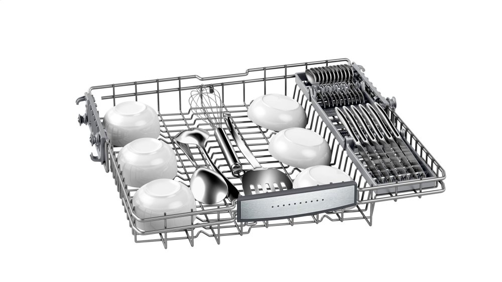 SHX87PZ55N Bosch Dishwasher 24'' Stainless steel - Manuel