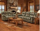 Double Reclining Sofa Product Image