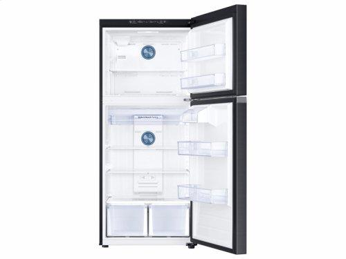 21 cu. ft. Capacity Top Freezer Refrigerator with FlexZone