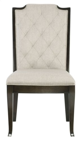 Sutton House Side Chair in Sutton House Dark Mink (367)