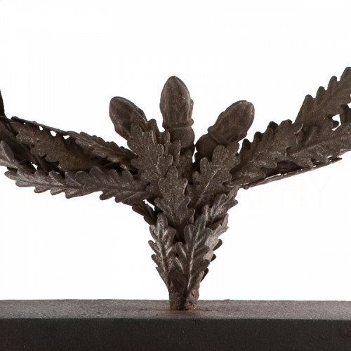 Iron Laurel Wreath