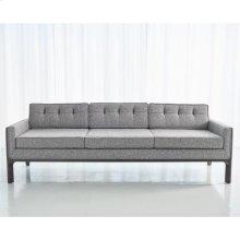 Bevel Sofa-Muslin
