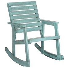Alexei Rocking Chair - Beach House Blue