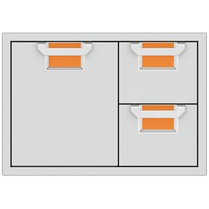 "Hestan30"" Aspire Combo Door/Drawer - AESDR Series - Citra"