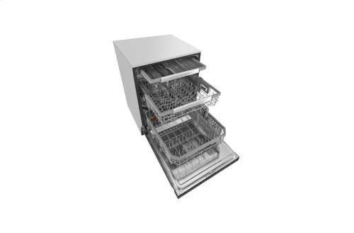 Top Control Dishwasher with QuadWash and EasyRack Plus