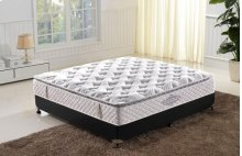 "5025Q - 12"" Latex Queen Mattress with Pocket Coil"