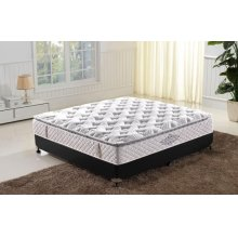 "12"" Latex California King Mattress with Pocket Coil"