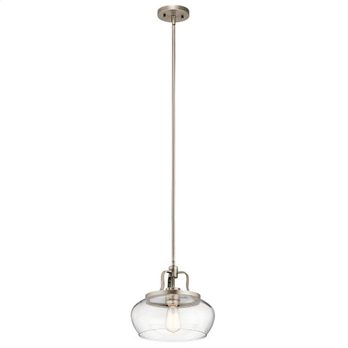 Davenport Collection Davenport 1 Light Pendant/Semi Flush AP