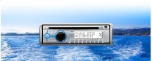 Marine Bluetooth/cd/usb/mp3/wma Receiver