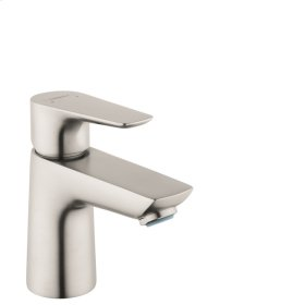 Brushed Nickel Single-Hole Faucet 80 with Pop-Up Drain, 1.2 GPM