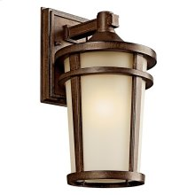 Atwood Collection Atwood 1 Light Outdoor Wall Lantern Fluorescent -