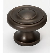 Knobs A1047 - Unlacquered Brass