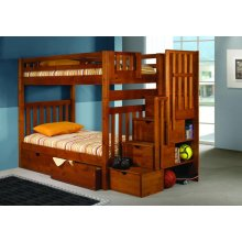 Dual Under-bed Drawers (sold separately)