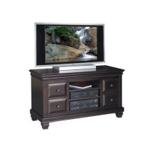Florentino HDTV Cabinet W/4 DVD Drawers