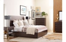 Austin by Rachael Ray Panel Bed, Queen 5/0
