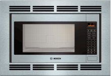 500 Series Built-in Microwave 500 Series - Stainless Steel HMB5050