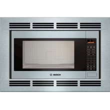 500 Series Built-In Microwave Oven 24'' Stainless steel, Door Hinge: Left