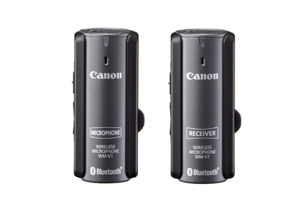 Canon Wireless Microphone WM-V1 Wireless Microphone