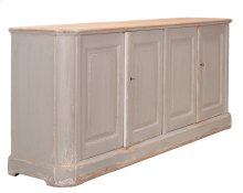 Muted Grey Sideboard