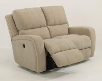 Hammond Fabric Power Reclining Loveseat Product Image