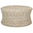 Ruxton Cocktail Ottoman - Natural Unfinished Product Image