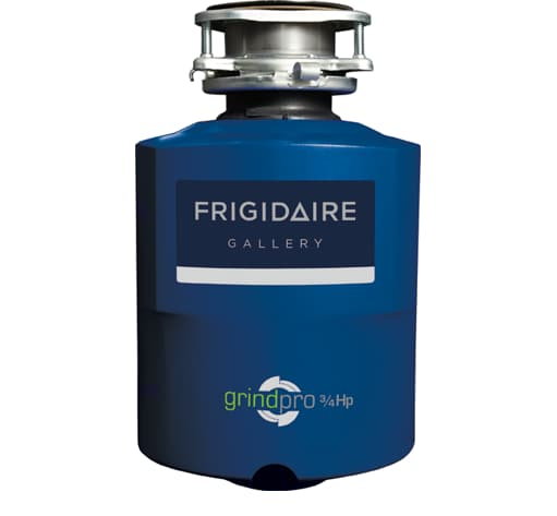 Frigidaire Gallery 3/4 HP Waste Disposer  CLASSIC BLUE