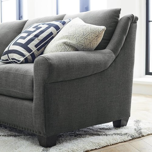 American Casual Ellery Large L-Shaped Sectional
