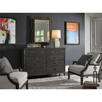 Button Front Dresser Product Image