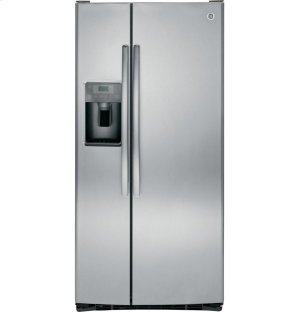 GE® 23.2 Cu. Ft. Side-By-Side Refrigerator Product Image