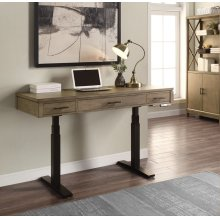 Midtown 58 in. Power Lift Desk (from 29 in. to 55 in.)
