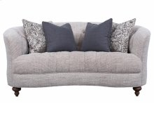 Pewter Loveseat