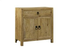 Single Old Elm Cabinet