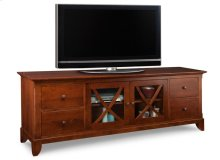 "Florence 83"" HDTV Cabinet"