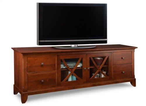 "Florence 83"" HDTV Cabinet"
