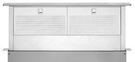 """30"""" Retractable Downdraft System with Interior Blower Motor"""