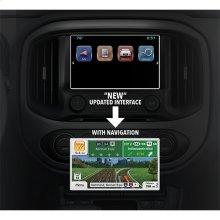 Next Generation Fully Integrated Navigation System for Chevrolet Branded Vehiles