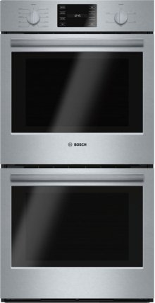 """27"""" Double Wall Oven 500 Series - Stainless Steel HBN5651UC"""