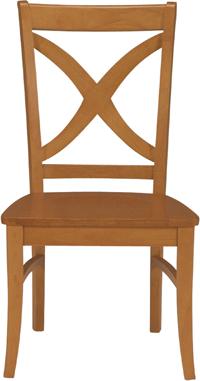 Salerno Chair Aged Cherry