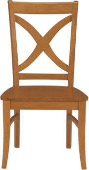 Salerno Chair Aged Cherry Product Image
