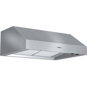 800 Series built-under cooker hood 30'' Stainless steel DPH30652UC